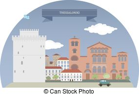 Thessaloniki Stock Illustrations. 141 Thessaloniki clip art images.