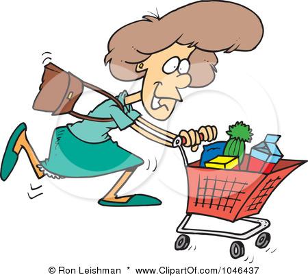 Clipart Buy Food.