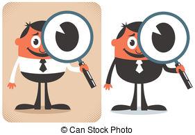Search investigate Clip Art Vector Graphics. 1,950 Search.