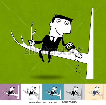 Stupid Man Stock Images, Royalty.