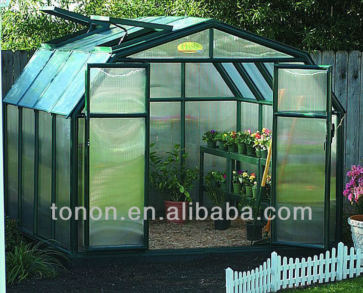 4mm Polycarbonate Sheet Transparent Plastic Sheet For Greenhouse.