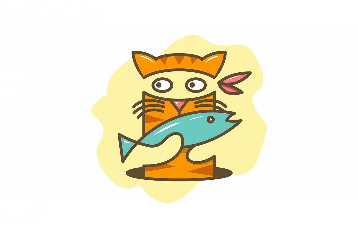 Cat The Thief Logo.