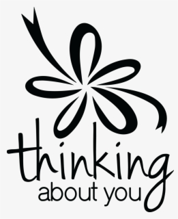 Free Thinking Of You Clip Art with No Background.