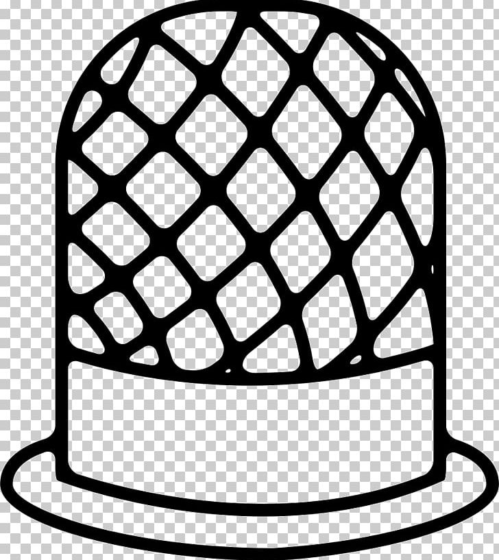 Thimble Computer Icons PNG, Clipart, Black, Black And White.