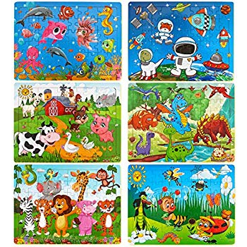 Dreampark Puzzles for Kids Ages 3.