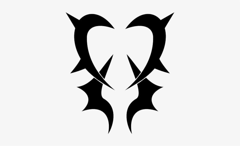 Grimoire Heart Symbol.