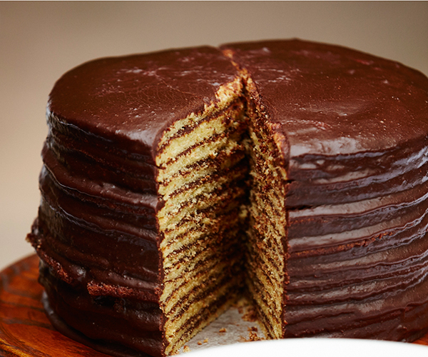 Smith Island Cake.