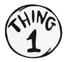 Thing 1 And Thing 2 Png (107+ images in Collection) Page 3.