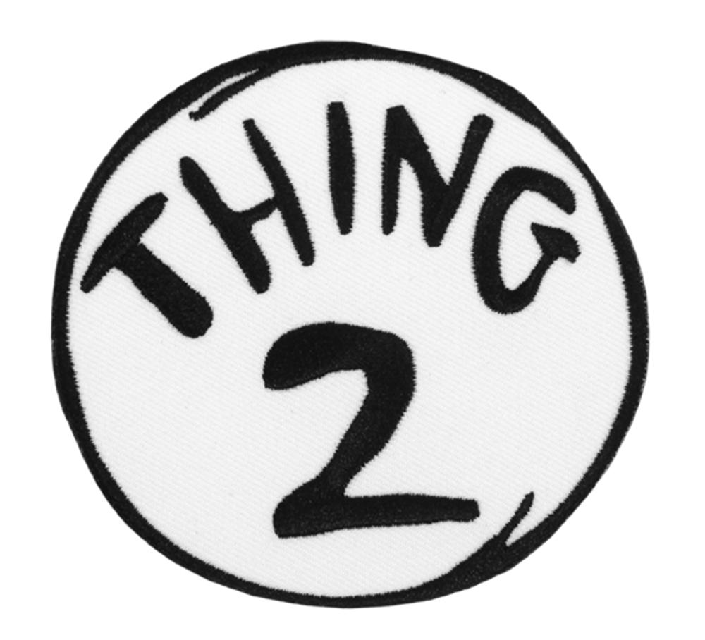 Thing 2 Logos.