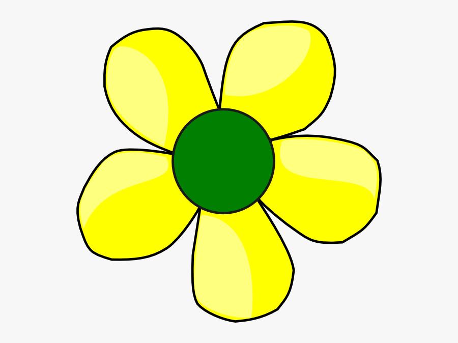 Yellow Flower Clipart Yellow Thing.