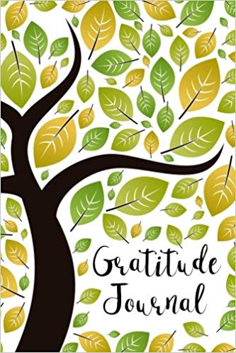 Gratitude Journal: Tree Branches and Leaves 52 Weeks Writing.