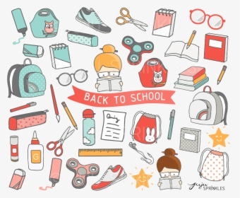 Classroom Things In School, HD Png Download.