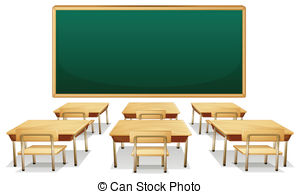 Inside The Classroom Clipart.
