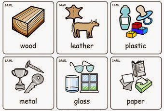 Click on: MATERIALS. WHAT ARE THINGS MADE OF?.