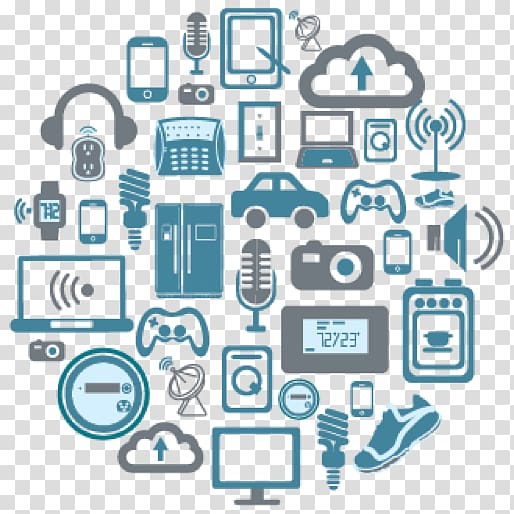 Internet of things Handheld Devices Industry Application.