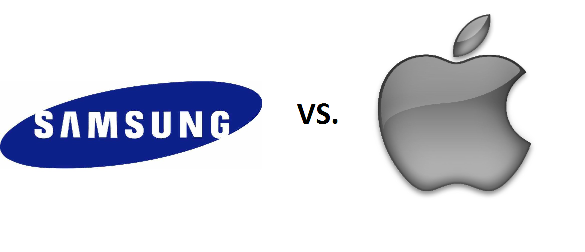 Things on my mind: Fun Topic: Apple vs. Samsung (Fine Dining.