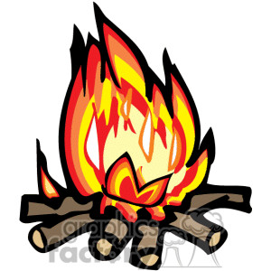 12193 Hot free clipart.