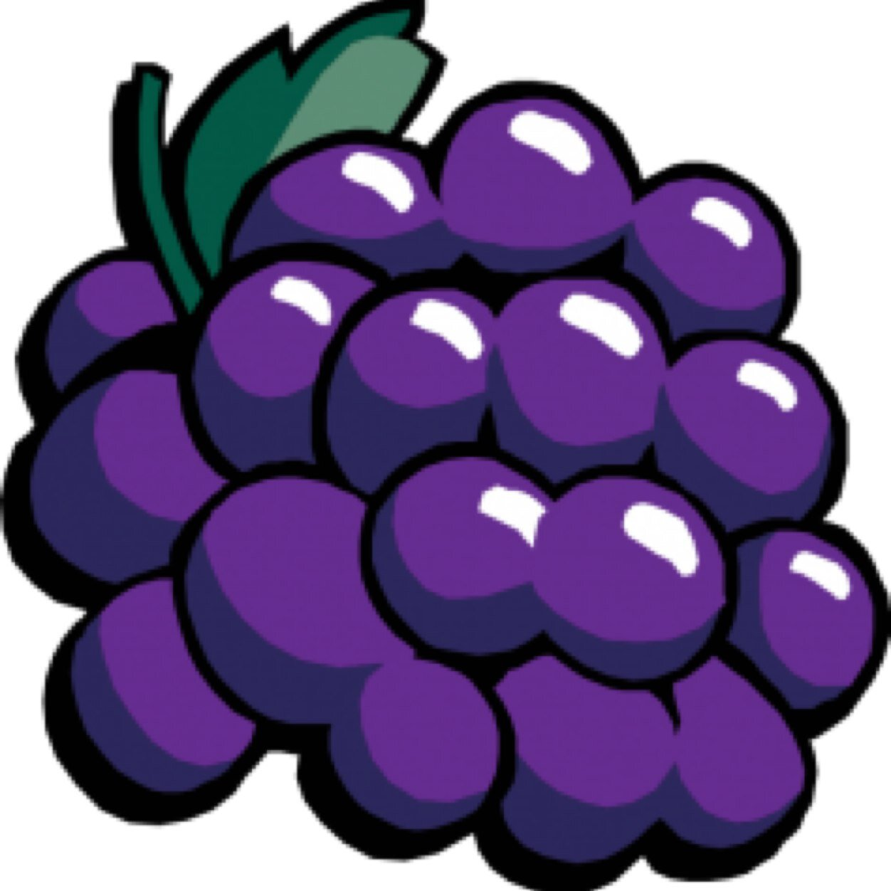 Violet Things Clipart.