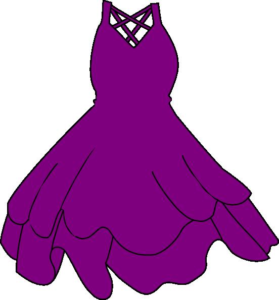 Purple fashion.
