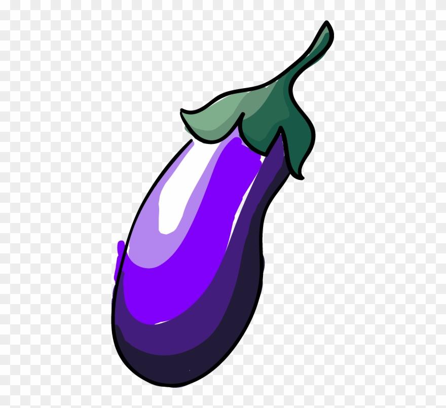 Eggplant Clipart Purple Thing.