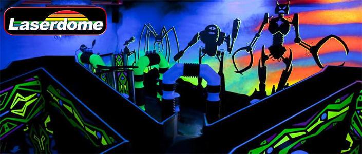 Laserdome.