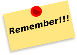Free Remember Cliparts, Download Free Clip Art, Free Clip.