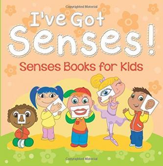 Senses explained for children.