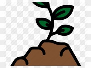 Soil Clipart Fertile Soil.
