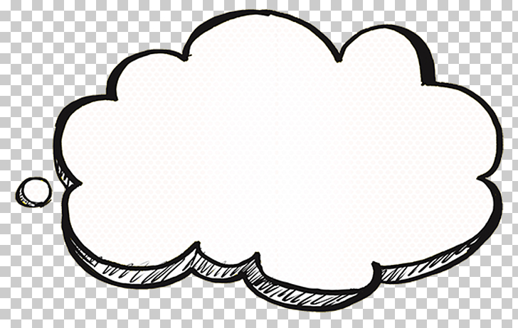 Cloud Cartoon Drawing, Thinking about cloud decorations.