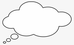 Thought Cloud PNG & Download Transparent Thought Cloud PNG.