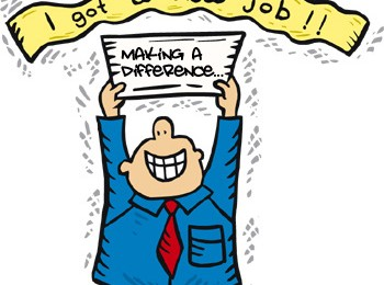 How to approach the job application process: Experiences from the.
