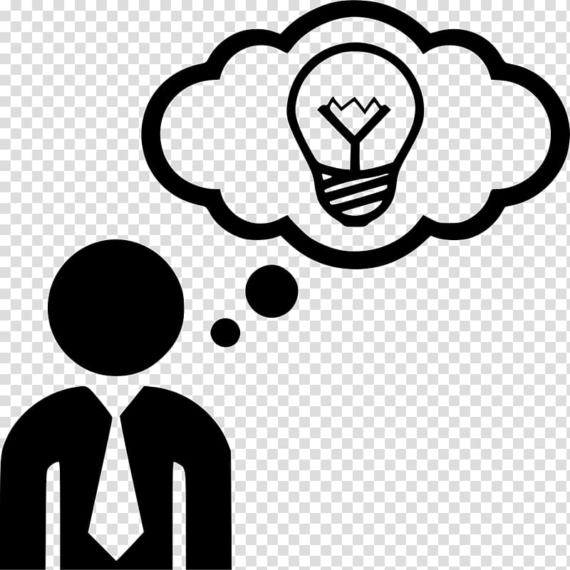 Computer Icons Thought , thinking man transparent background.