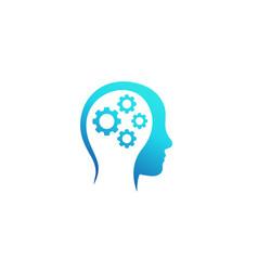 Creativity thinking logo.