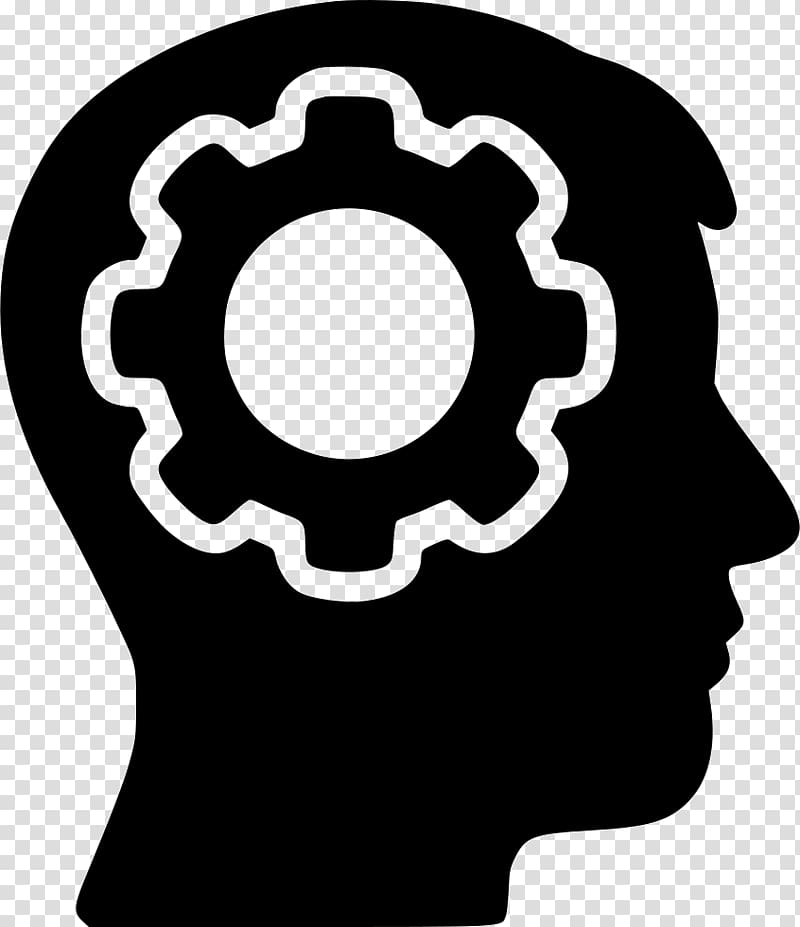 Computer Icons Mind Brain, thinking man transparent.