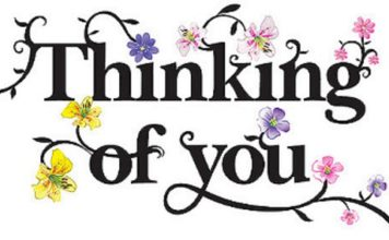 Thinking of You category messages.