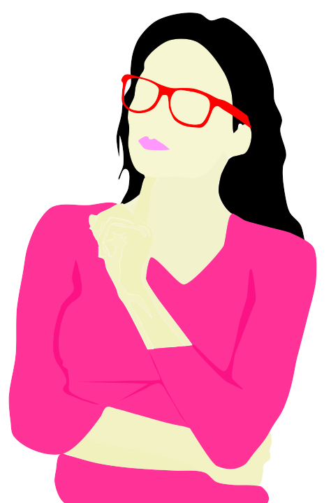 Free Woman clipart images.