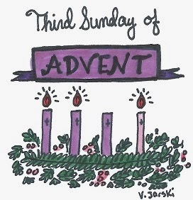 3rd Sunday Advent Candles Clipart Third Sunday Of Advent Fourth.