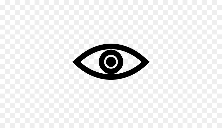 Eye Symbol png download.