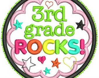 88+ Third Grade Clip Art.