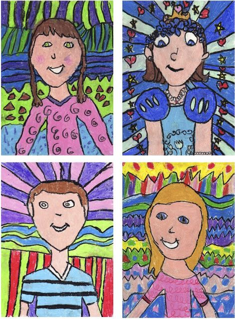 Third grade girl face clipart Transparent pictures on F.