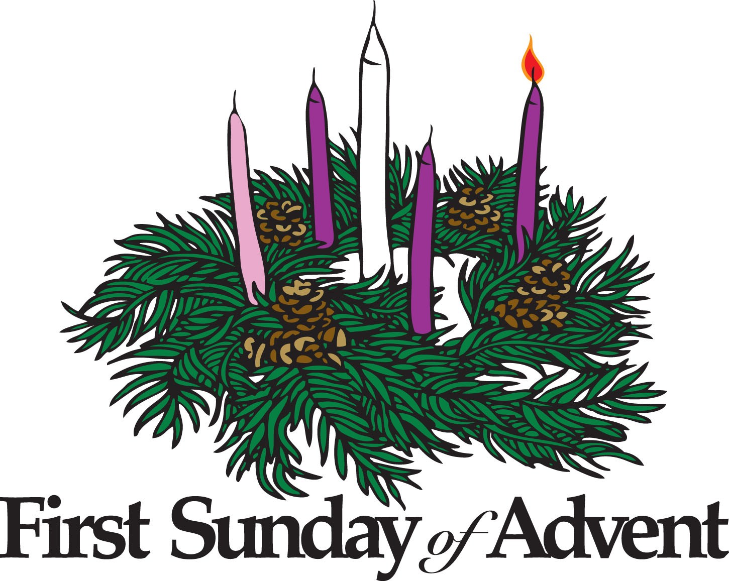 Third sunday of advent clipart 5 » Clipart Portal.
