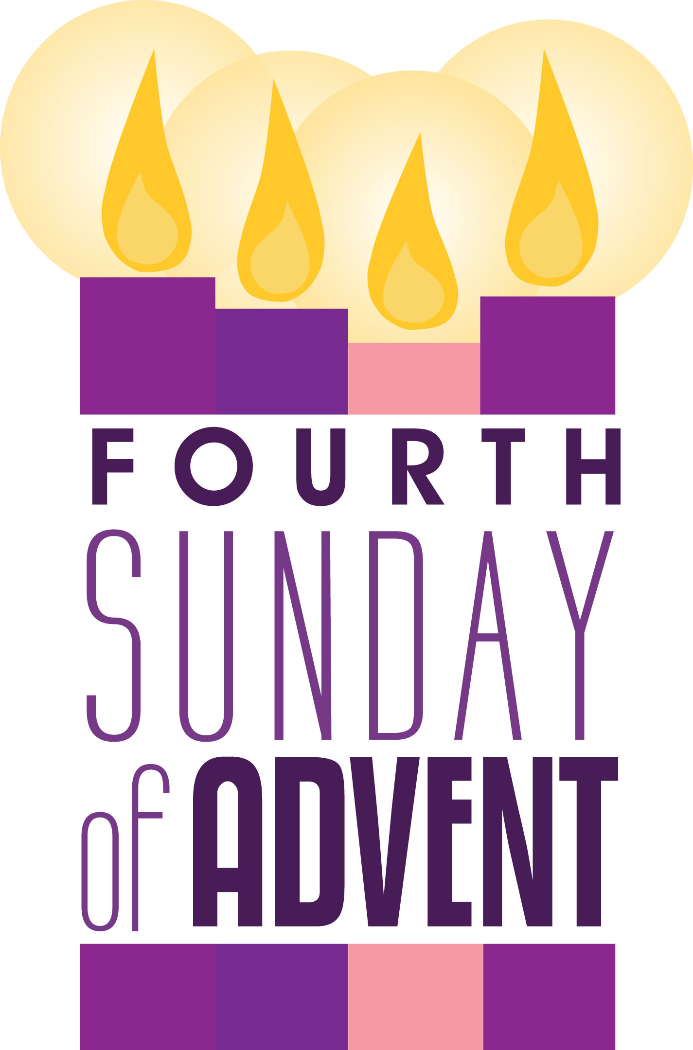 Collection of Advent clipart.