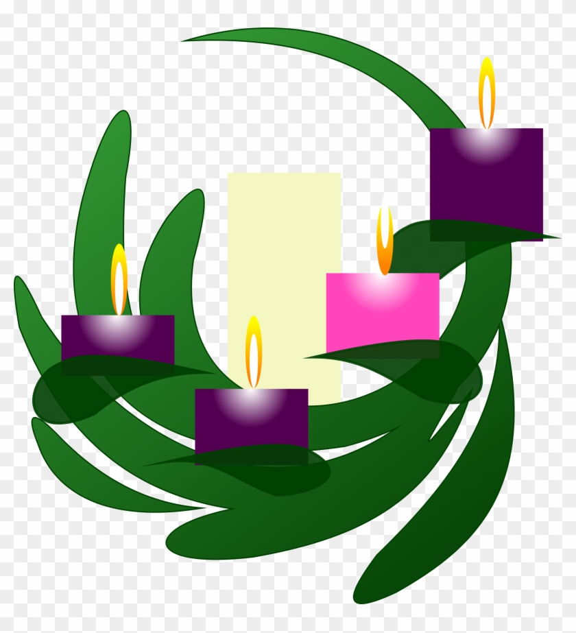 3rd Week Of Advent Wreath Png & Free 3rd Week Of Advent.
