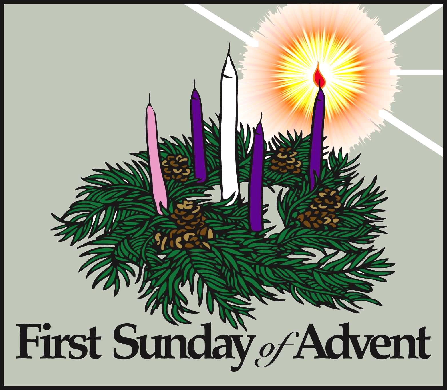 Third sunday of advent clipart 1 » Clipart Station.