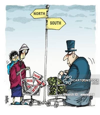 Third World Country Cartoons and Comics.