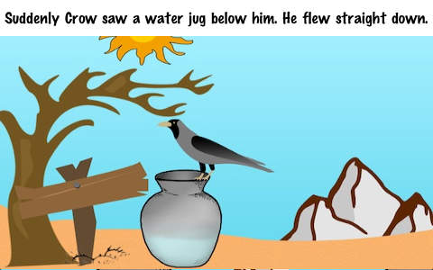 Thirsty crow clipart 2 » Clipart Station.