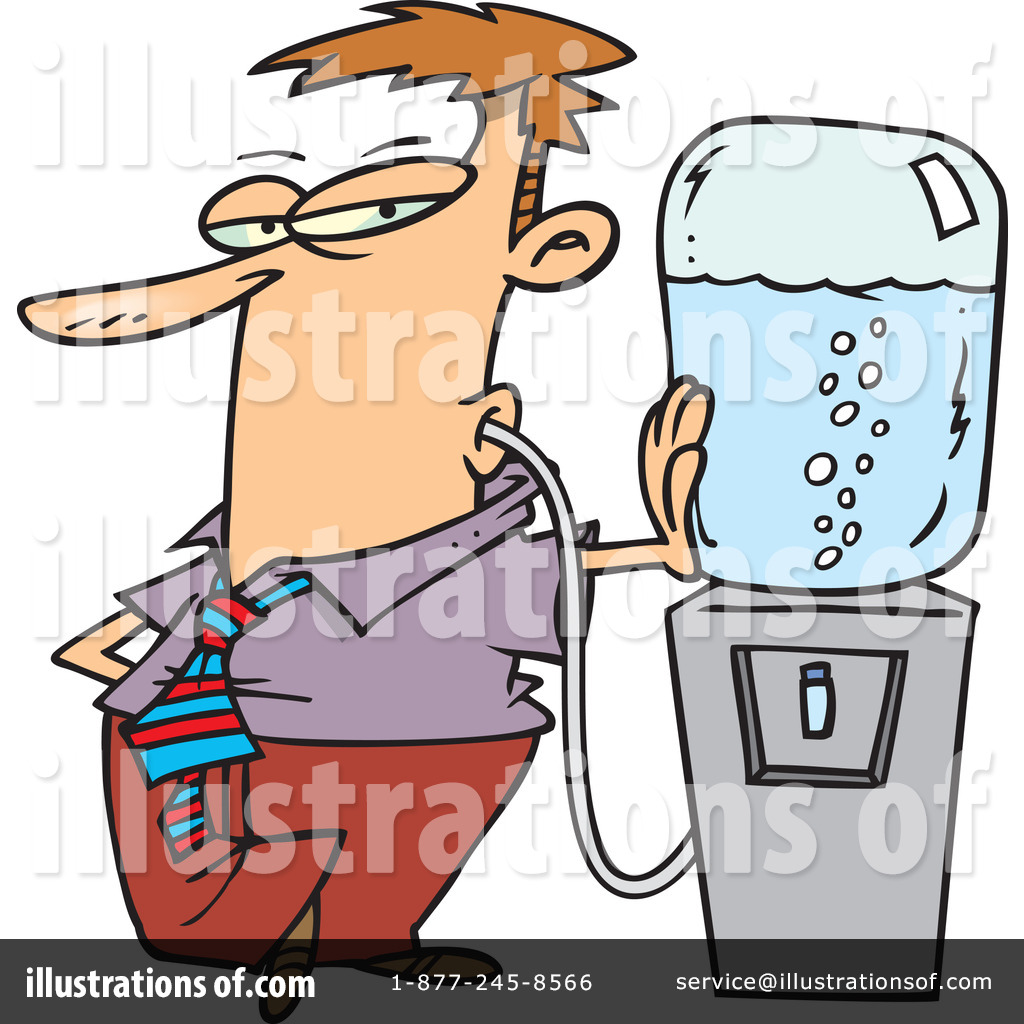 Thirsty Clipart #434572.