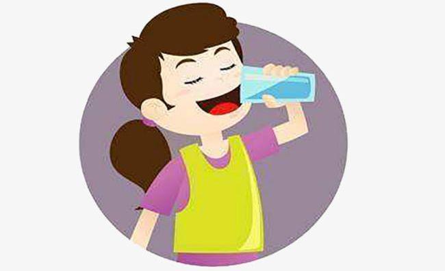Thirsty Drink Water PNG, Clipart, Children, Children Drink.