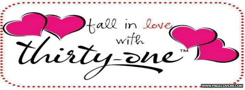 Thirty One Facebook Cover.