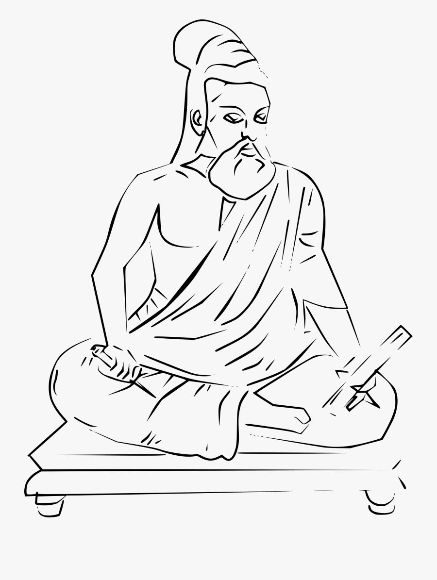 Transparent Meditate Clipart.